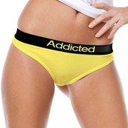 Tanga Addicted galben