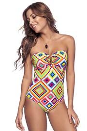 Costum de baie intreg Phax Rhombus