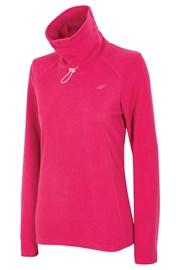 Bluza sport Fuchsia de dama, material fleece