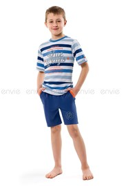 Pijama baietei Blue Ways