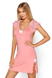 Camasa de noapte Coctail Pink