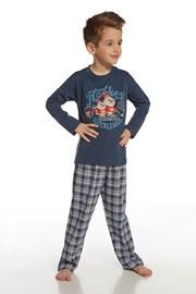 Pijama baietei Hockey
