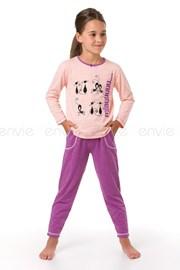 Pijama fetite Miau