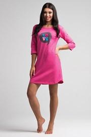 Camasa de noapte Love Pink