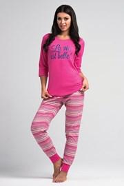 Pijama dama La Vie pink