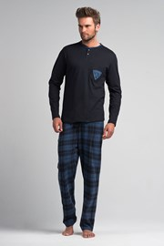 Pijama barbateasca Motor club