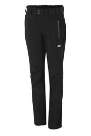 Pantalon sport de dama 4 F, material fleece