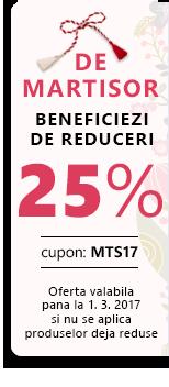 Martisor -25 %