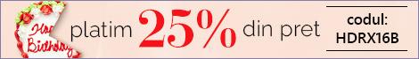 25 % sleva.