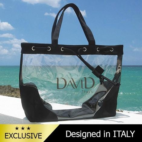 Geanta de plaja de lux din colectia David-Vacanze 103BA