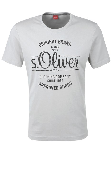 Tricou barbatesc s.Oliver 22470