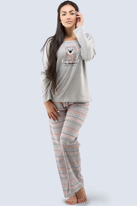 Pijama dama Sweet Dream Grey
