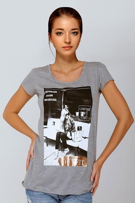Tricou dama Jadea 4536 v2 din modal