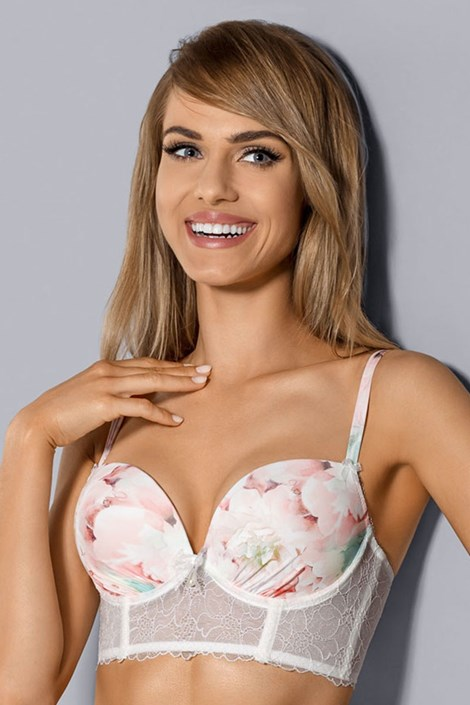 Sutien tip corset Ysabel Push-Up