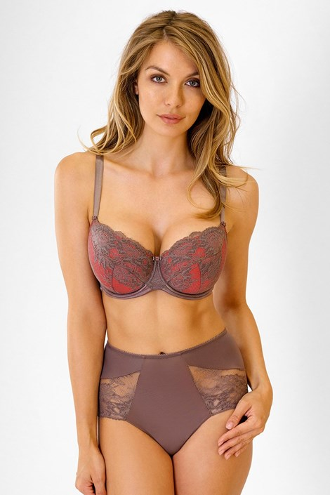 Chilot Glowing Taupe clasic, talie inalta