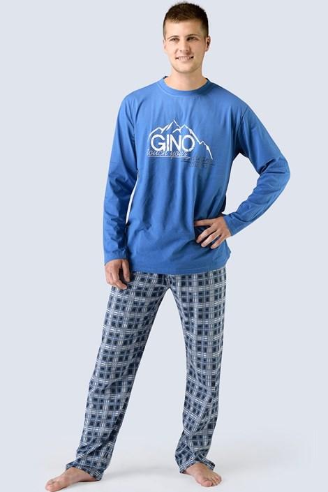 Pijama barbateasca Gino maneca lunga