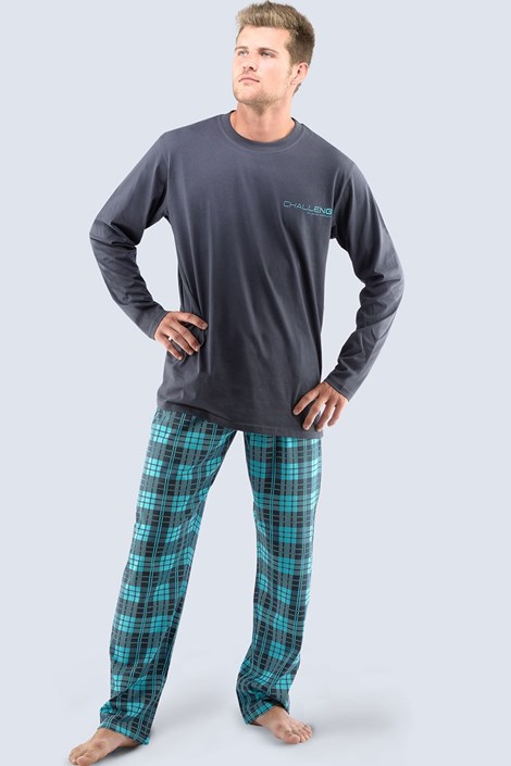 Pijama barbateasca Challenge - lunga