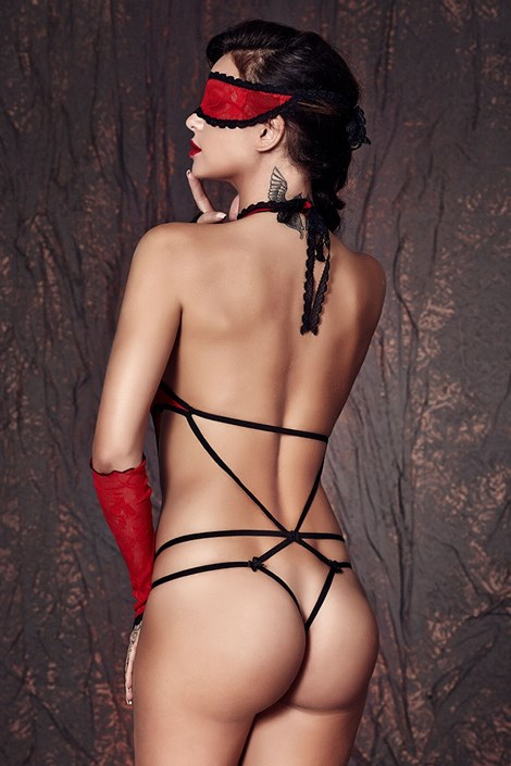 Set erotic Ashley
