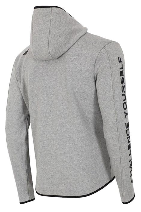 Hanorac barbatesc Grey