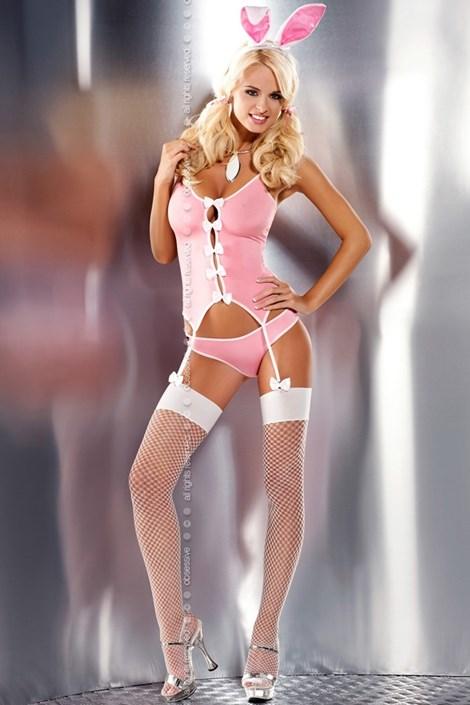 Compleu Bunny Pink
