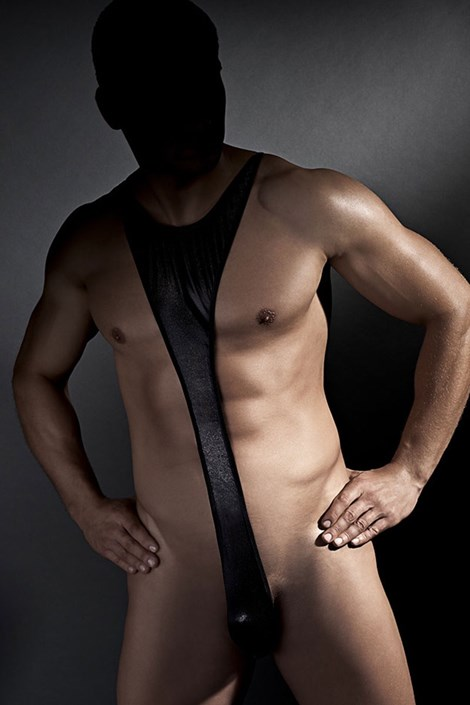Body erotic barbatesc Derrick