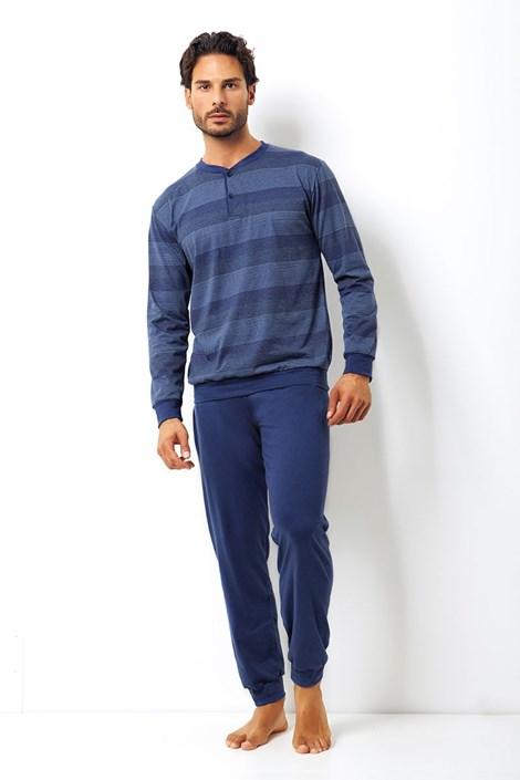 Set barbatesc Giovanni, din bumbac - bluza, pantalon