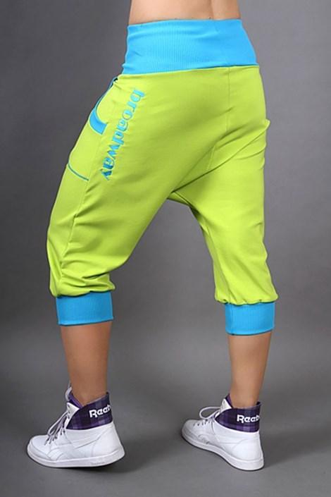 Pantalon sport Electric lemon