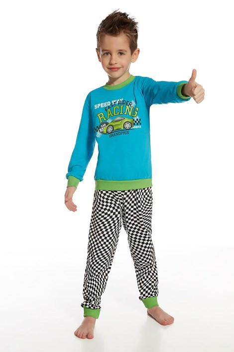 Pijama baietei Fast Rider