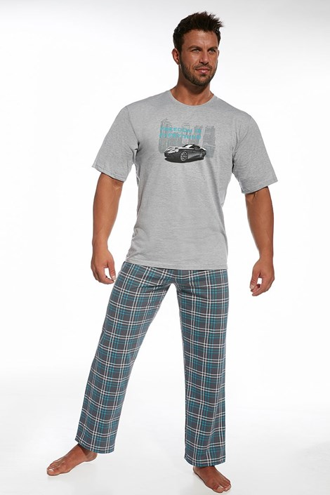 Pijama barbateasca Freedom, din bumbac
