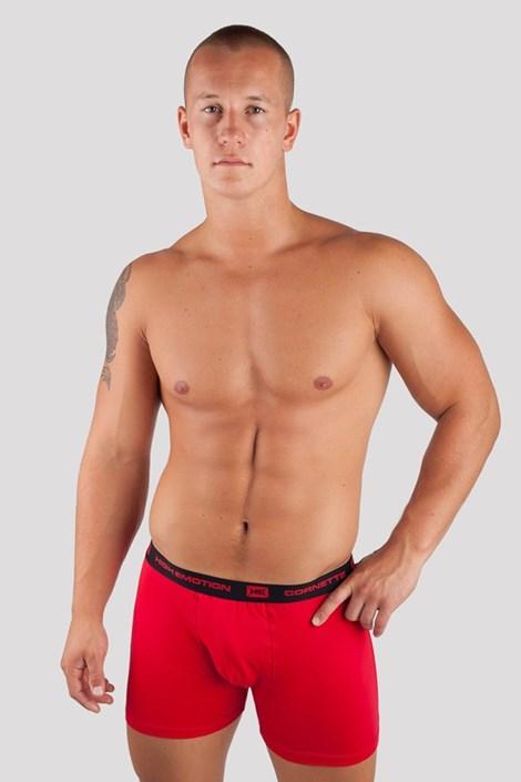 Boxeri Highemotion cu elastic ingust in talie