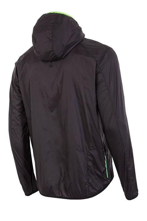Jacheta sport barbateasca, material impermeabil