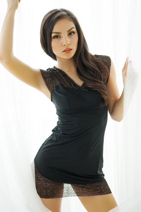 Neglijeu elegant Keisha