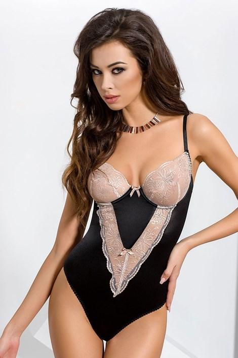 Body elegant Lotus Black