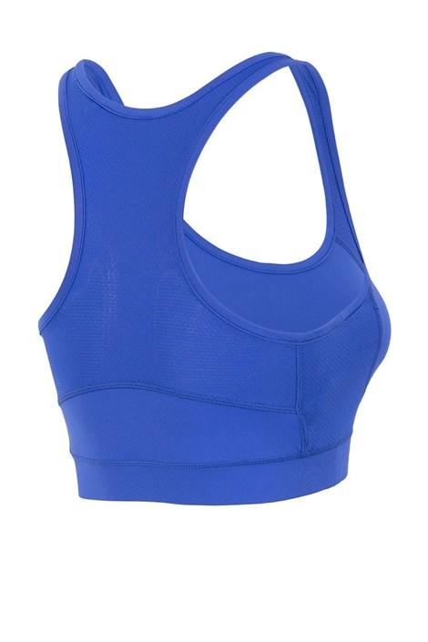 Top sport de dama Blue, cupe neintarite