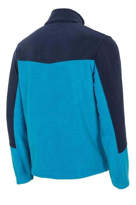 Bluza barbateasca NavyBlue 4f, material fleece