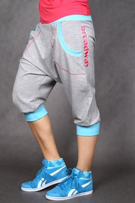 Pantalon sport Electric grey