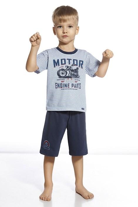 Pijama baietei Motor