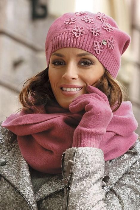 Fular dama Marianella Pink