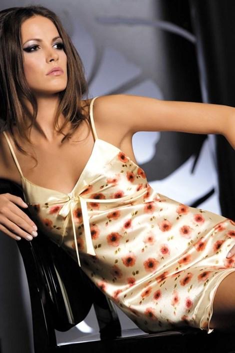 Neglijeu de satin, model de lux, Marie