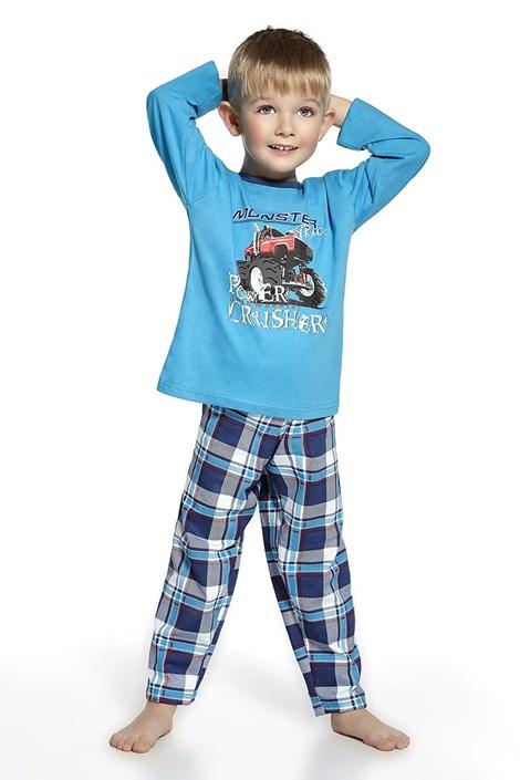 Pijama baietei Monster Truck