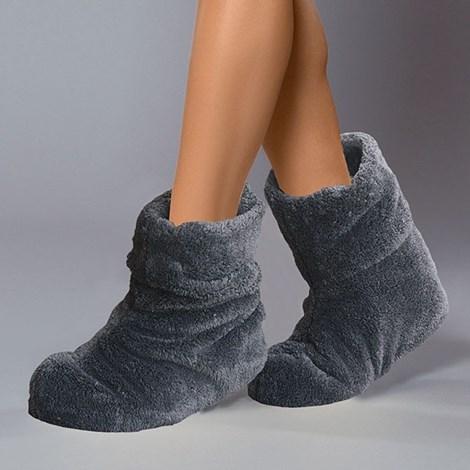 Papuci de casa caldurosi Onyx
