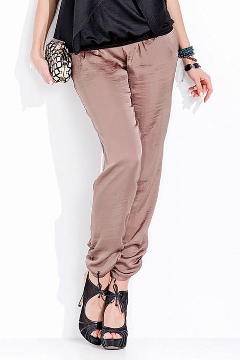 Pantalon cu aspect satinat Prissy 003