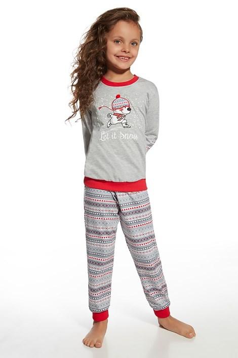 Pijama fetite Snow