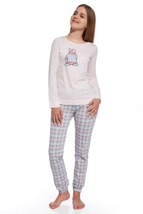 Pijama fete Winter time