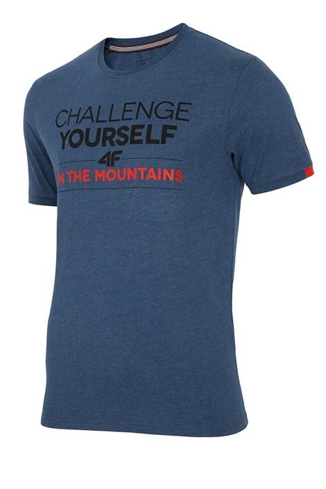 Tricou barbatesc Challenge