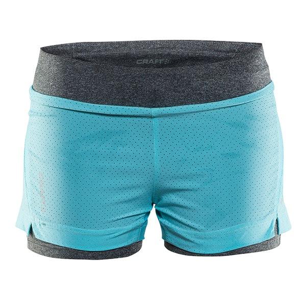 Craft Pantalon scurt de dama Craft material functional doua straturi