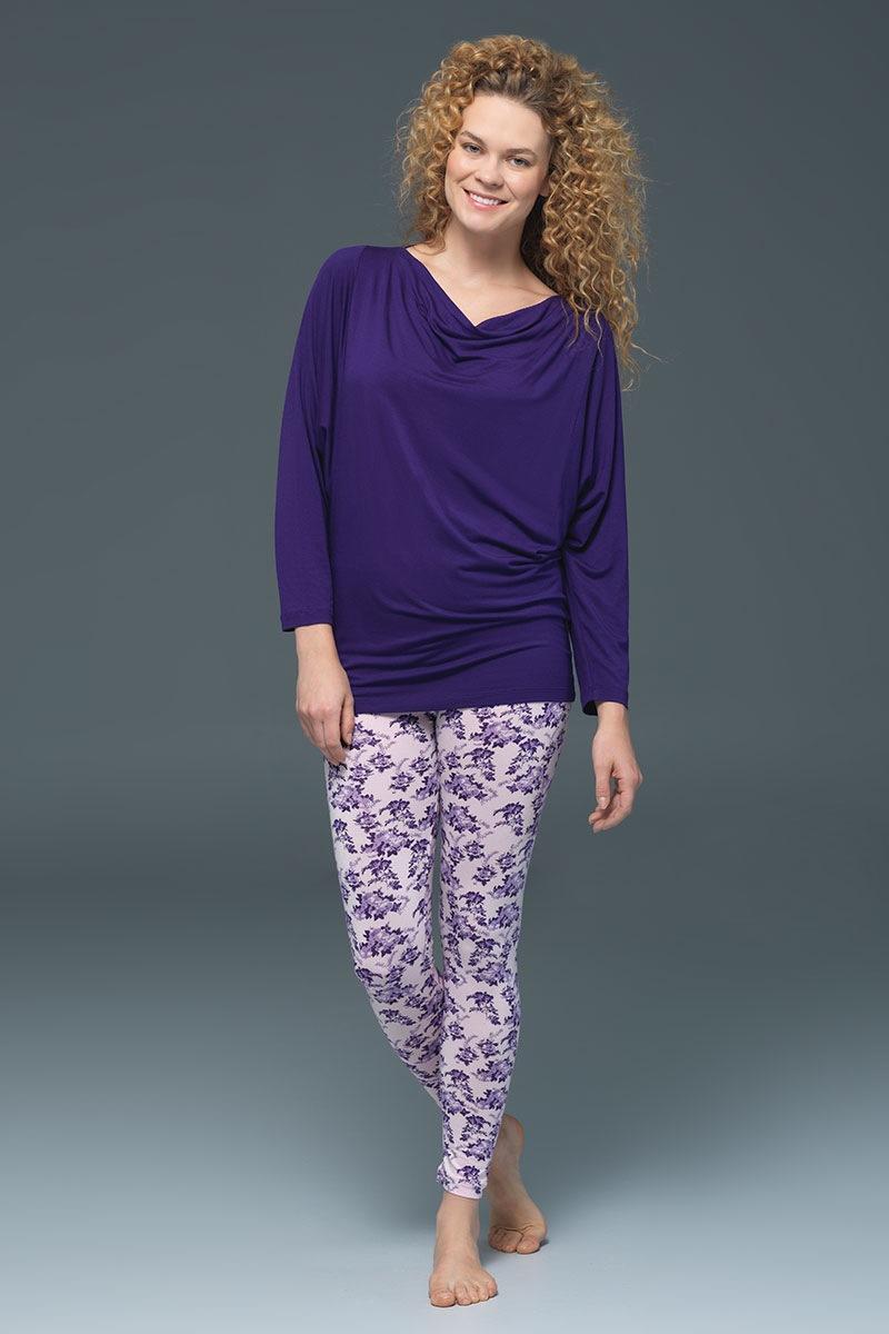 Blackspade Pijama dama Viola – modal