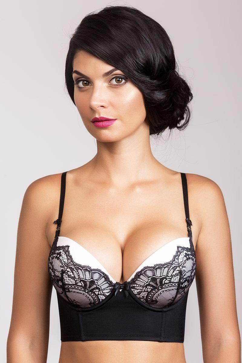 Sutien Desire tip corset efect Push-Up