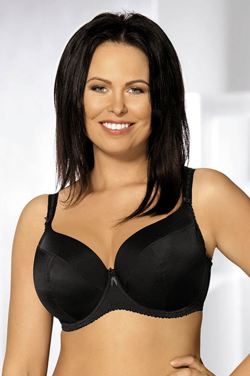 Avalingerie Sutien Monique 1263 Black intarit