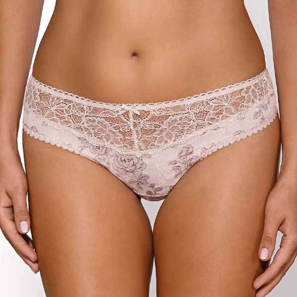 Avalingerie Chilot clasic Rose